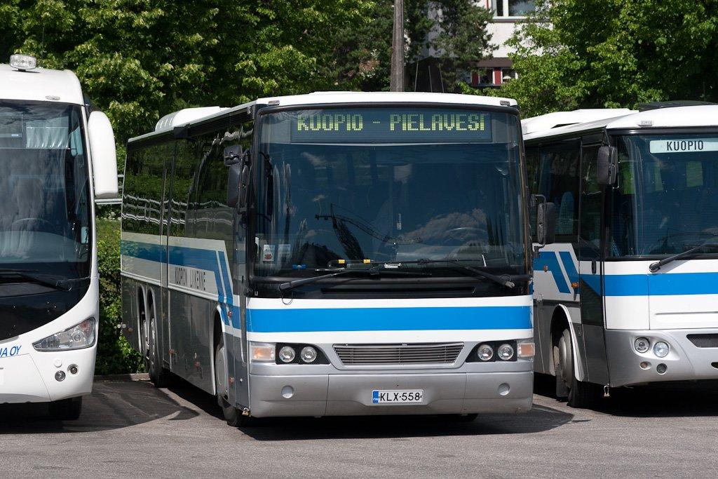 Kuopion Liikenne KLX-558