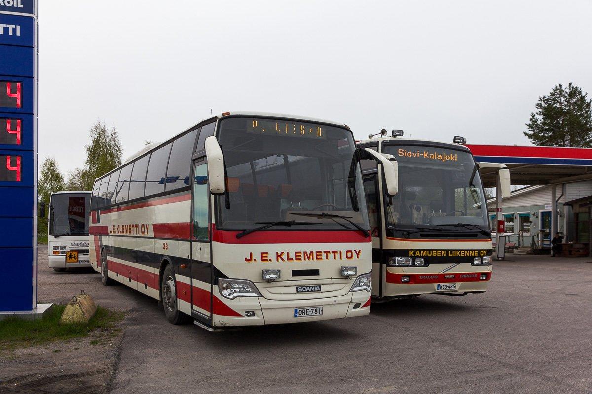 Oulaisten Liikenne ORE-781