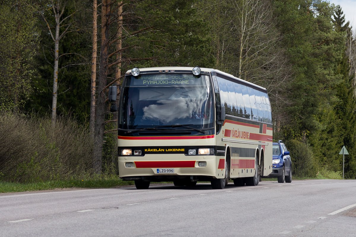 Oulaisten Liikenne LZO-996