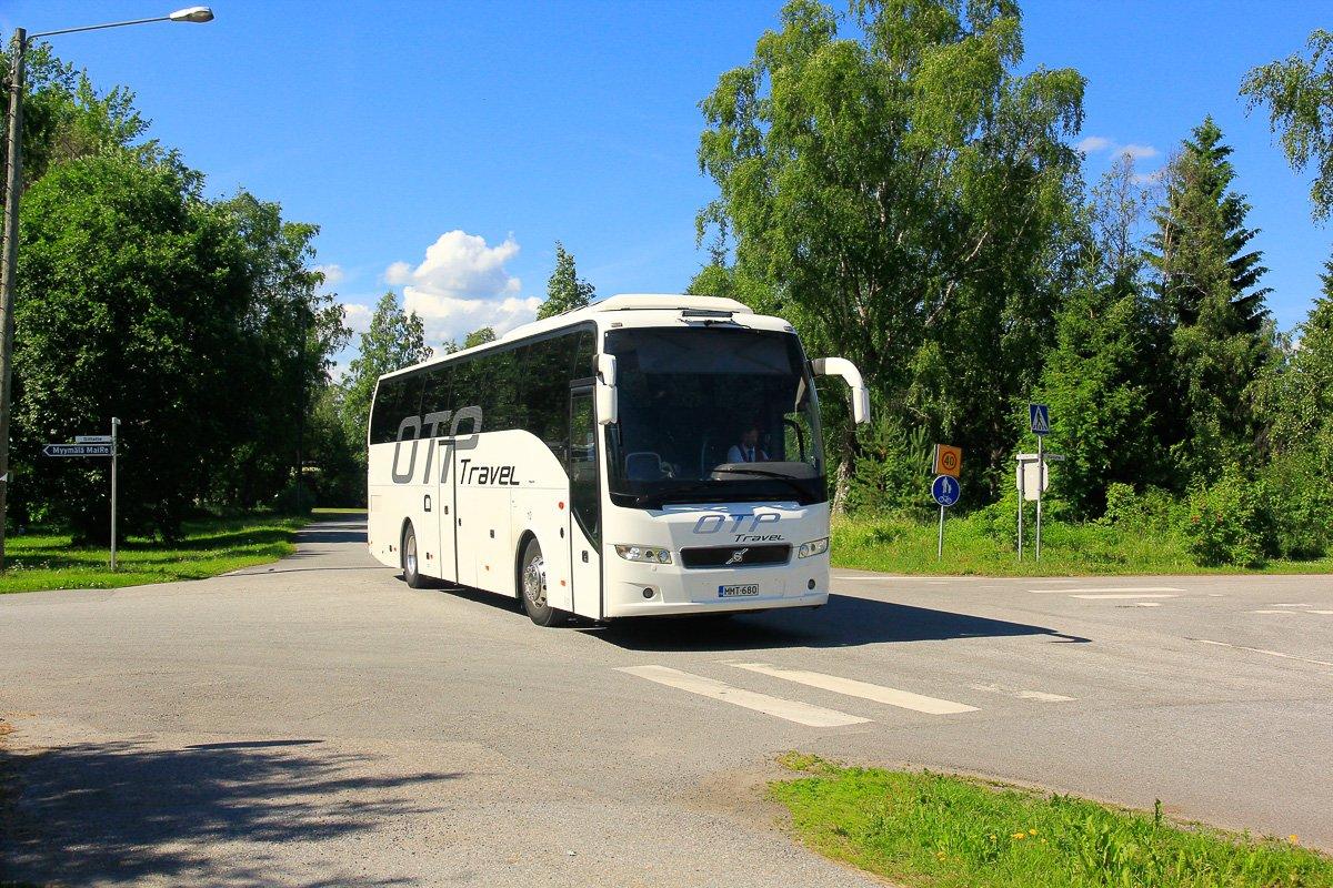 Oulun Taksipalvelut MMT-680