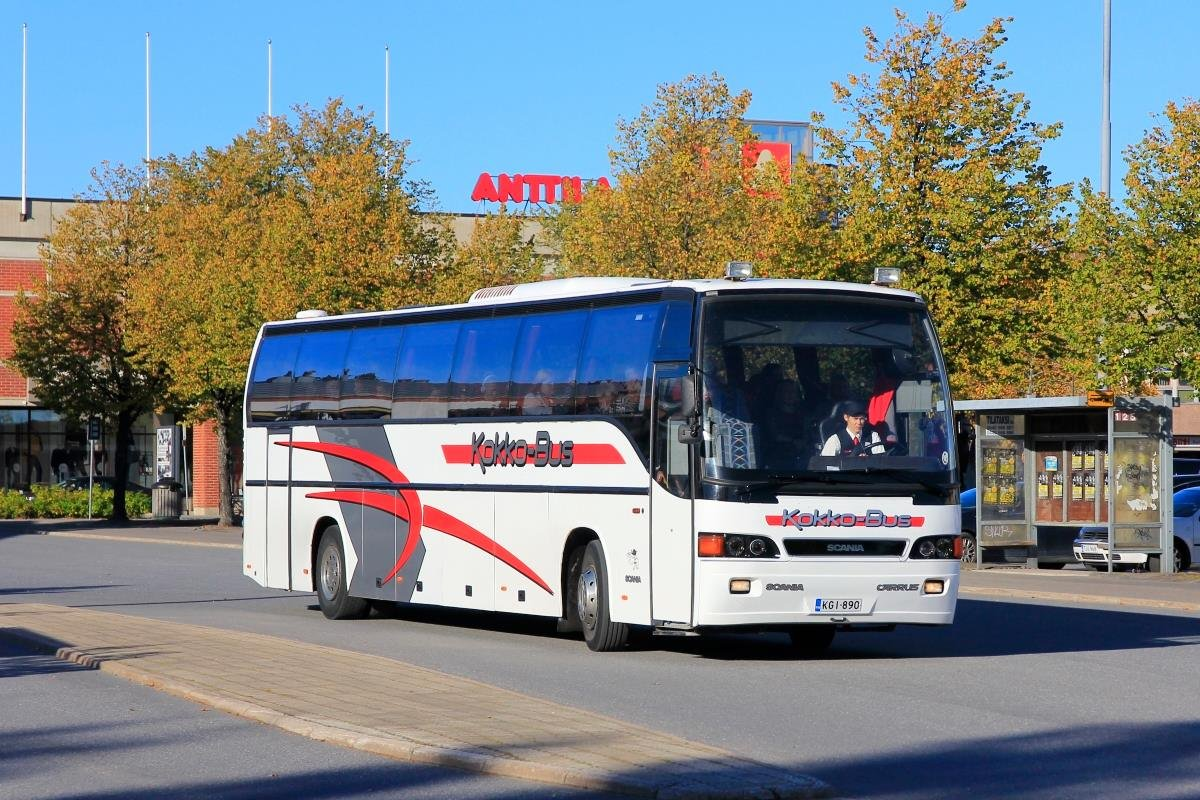 Kokko-Bus KGI-890