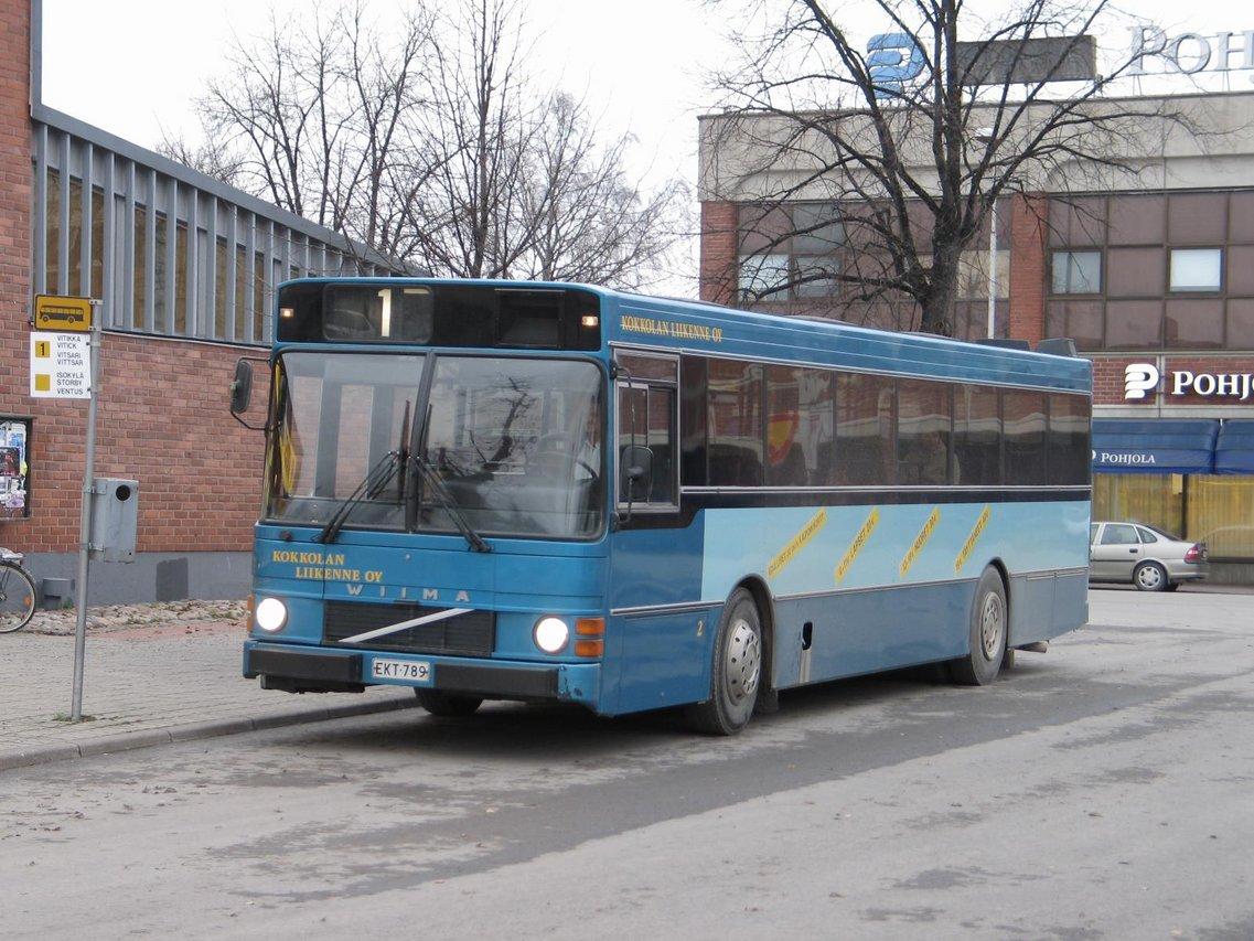 Kokkolan Liikenne EKT-789
