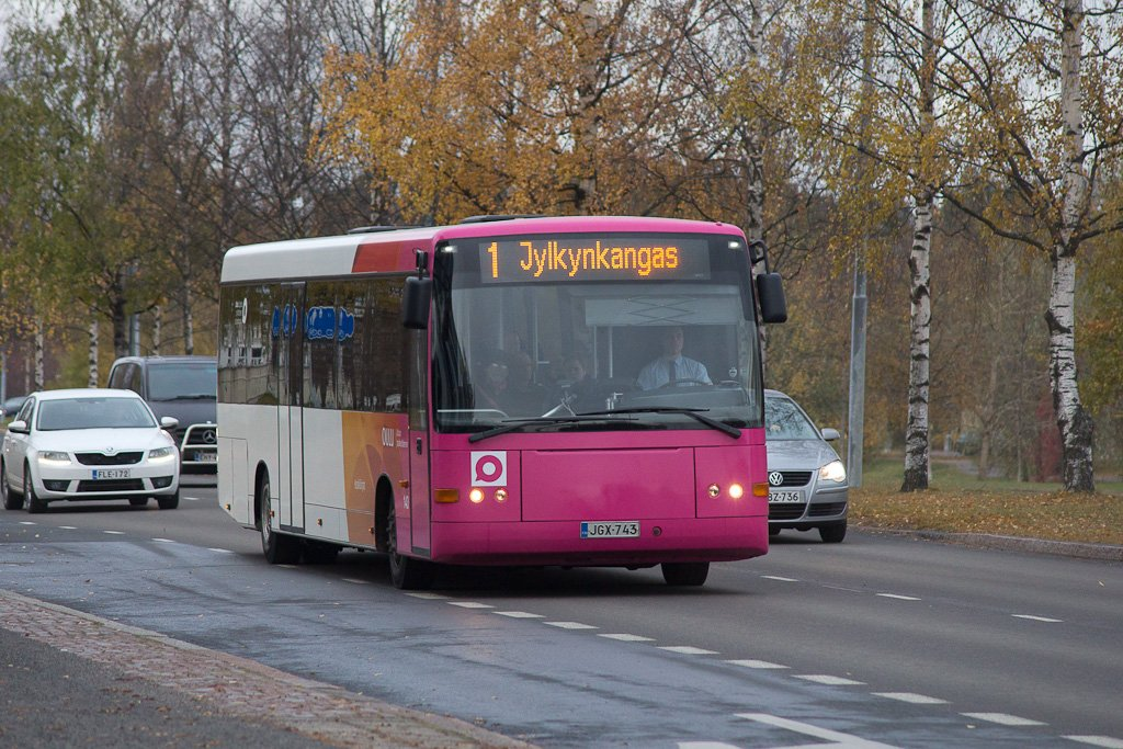 Koskilinjat JGX-743