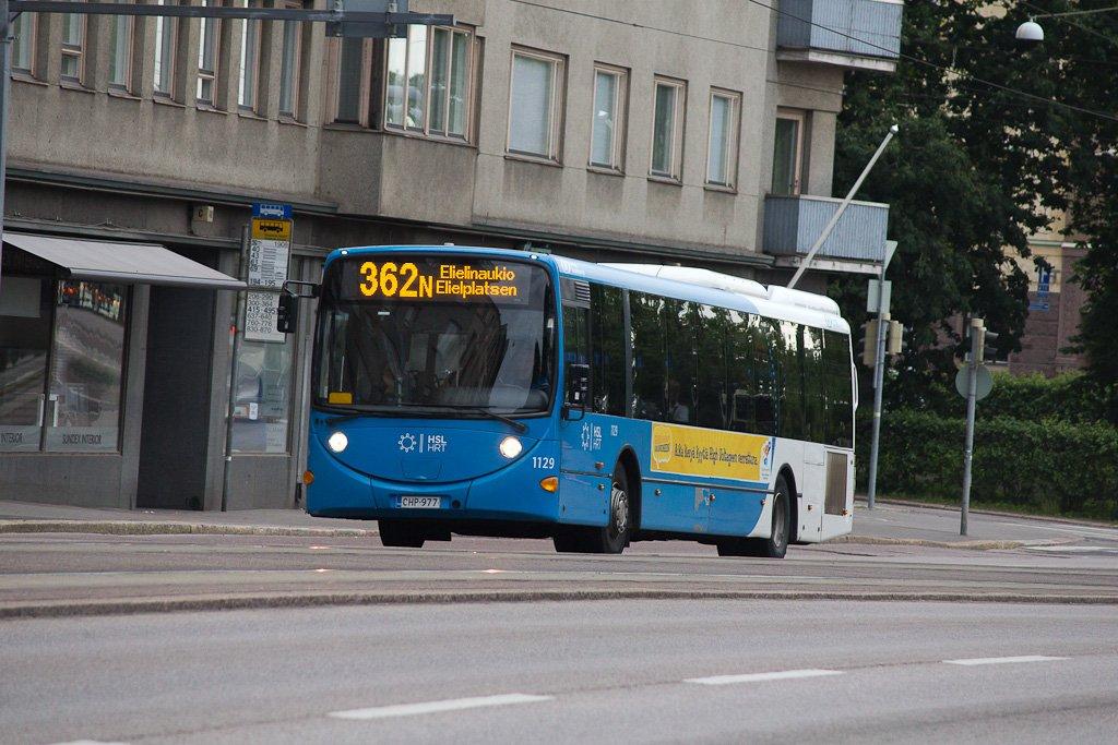 Helsingin Bussiliikenne CHP-977