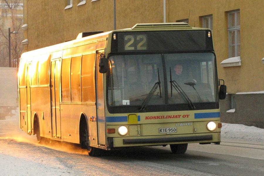 Koskilinjat KIE-950