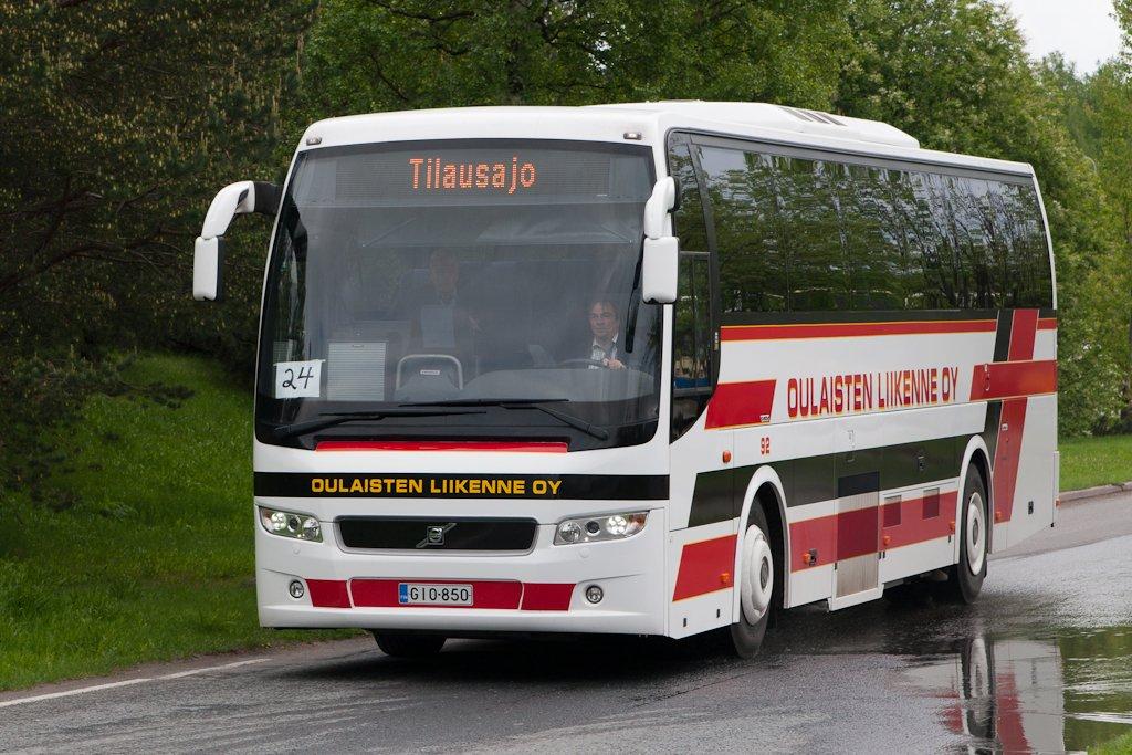 Oulaisten Liikenne GIO-850