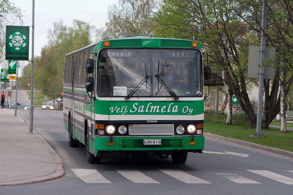 Veljekset Salmela LHN-814