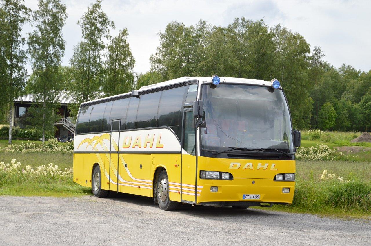 Dahl-linjaliikenne ECI-405